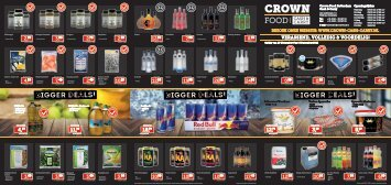 Crown Food XL - Folder Definitief Voorkant