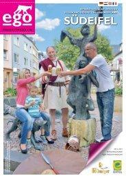 ego Magazin Bitburg - Freizeitmagazin - Ausgabe 13