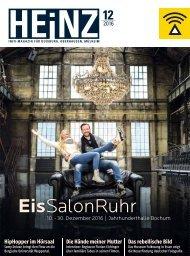 HEINZ Magazin Oberhausen 12-2016