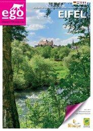 ego Magazin Bitburg - Freizeitmagazin - Ausgabe 9