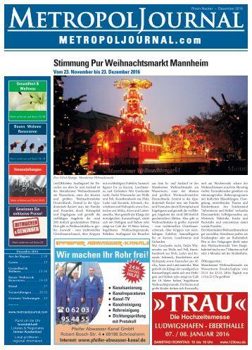 Dezember 2016 - Metropoljournal