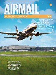 Airmail # 14 - Het magazine van Airport Weeze