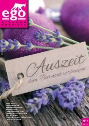 ego Magazin Bitburg Südeifel Ausgabe 7