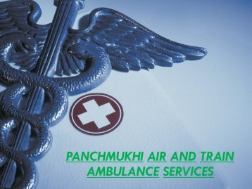 Panchmukhi Air and Train Ambulance Services Indore-Jabalpur