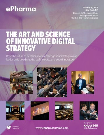 THE ART AND SCIENCE OF INNOVATIVE DIGITAL STRATEGY