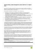 Bionext trendrapport 2015 – juni 2016 - Page 3