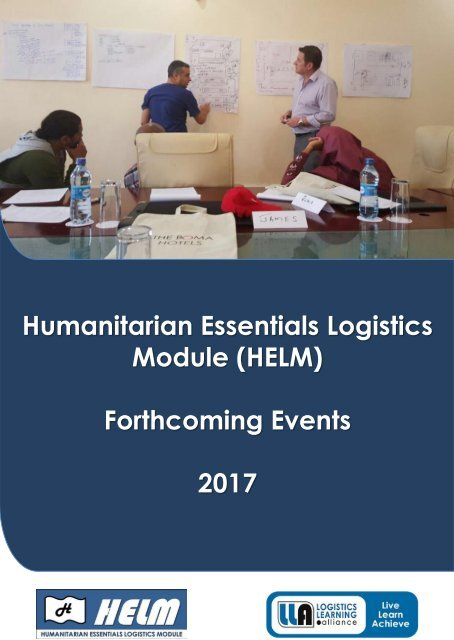 HELM Events 2017