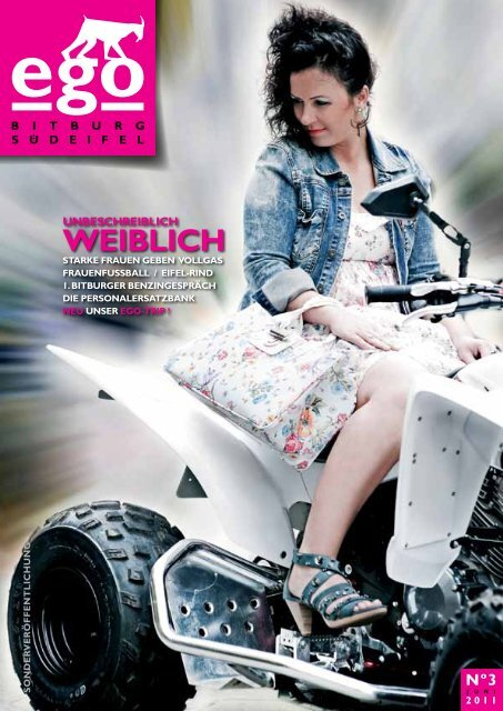 ego Magazin Bitburg Südeifel Ausgabe 3