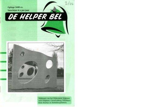 Helperbel 2002, nummer 2