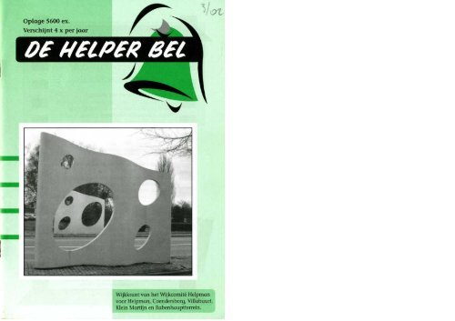 Helperbel 2002, nummer 3
