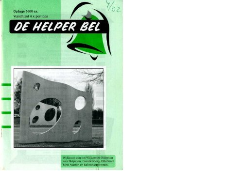 Helperbel 2002, nummer 4