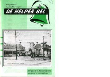 Helperbel 2003, nummer 4