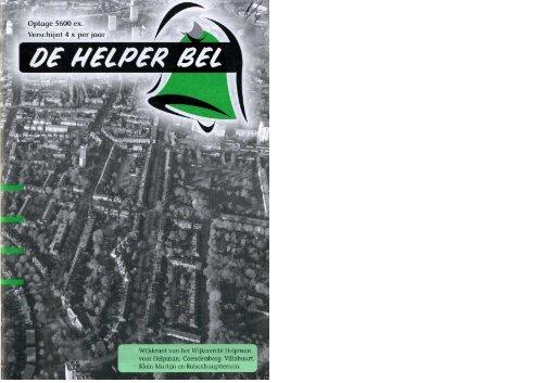 Helperbel 2004, nummer 1