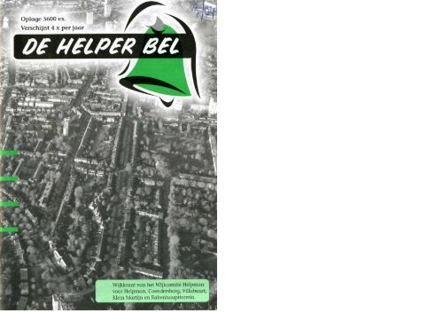 Helperbel 2004, nummer 3