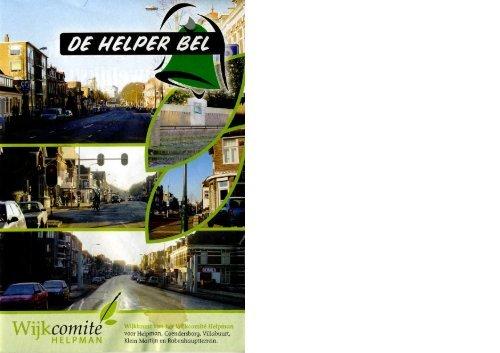 Helperbel 2006, nummer 1