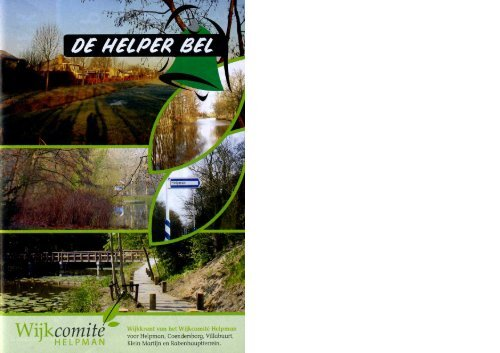 Helperbel 2007, nummer 1