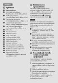 Sony DAV-IS50 - DAV-IS50 Istruzioni per l'uso Slovacco - Page 4