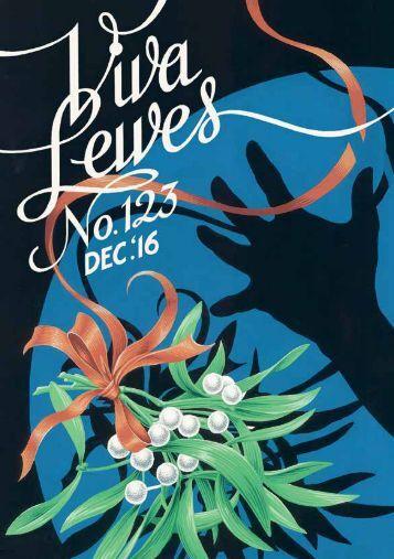Viva Lewes Issue #123 December 2016