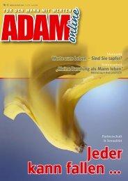 Adam online Nr. 06