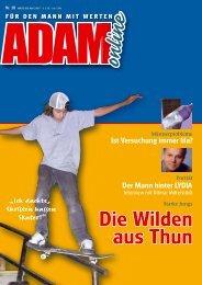 Adam online Nr. 10