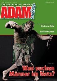 Adam online Nr. 18
