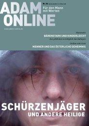 Adam online Nr. 26