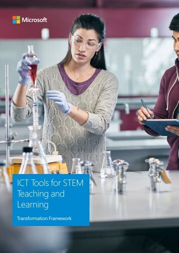 ICT Tools for STEM Teaching and Learning