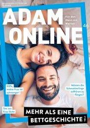 Adam online Nr. 46