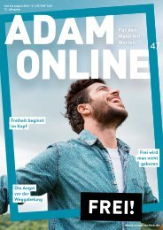 Adam online Nr. 47