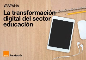 La transformación digital del sector educación