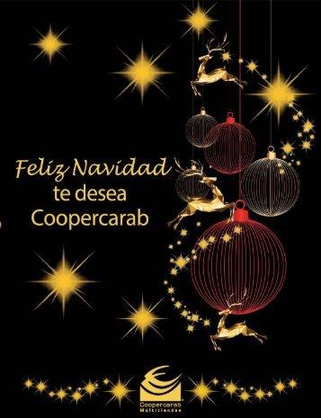 Navidad 2016 Coopercarab