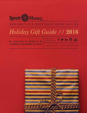 Holiday Gift Guide // 2016