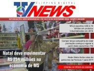 TV News - De 14 a 18 de novembro 2016