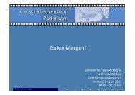 Guten Morgen! Kreismedienzentrum Paderborn - Kreis Paderborn