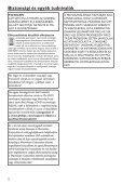 Philips Lecteur de DVD - Mode d'emploi - HUN - Page 2
