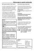 Philips Lecteur de DVD - Mode d'emploi - HUN - Page 3