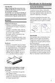Philips Lecteur de DVD - Mode d'emploi - HUN - Page 7