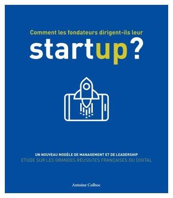 startup?