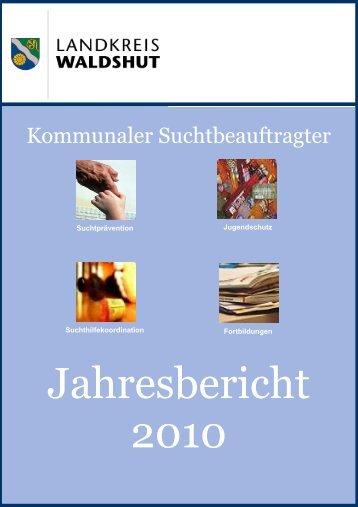 Jahresbericht 2010 - Landratsamt Waldshut