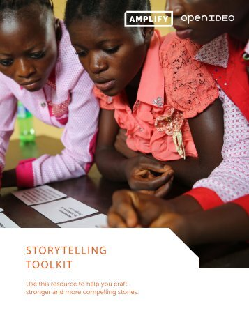 STORYTELLING TOOLKIT