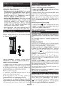 Philips 3000 series Téléviseur LED ultra-plat - Mode d'emploi - RON - Page 4