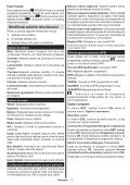 Philips 3000 series Téléviseur LED ultra-plat - Mode d'emploi - RON - Page 6