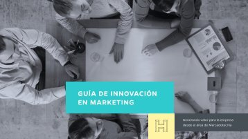GUÍA DE INNOVACIÓN EN MARKETING