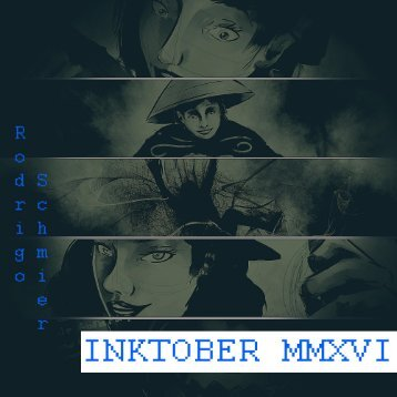 Inktober MMXVI Ebook