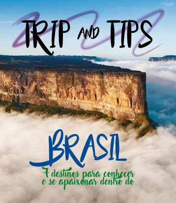 Revista experimental - Trip and Tips