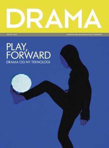 Play, Forward - Landslaget drama i skolen