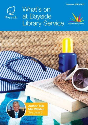 What's on at Bayside Library Service