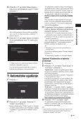 Sony KDL-46EX402 - KDL-46EX402 Istruzioni per l'uso Croato - Page 7