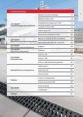 ACO Preisliste Bauelemente 2017  - Linienentwässerung - Seite 2