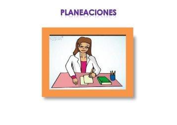 PLANEACIONES P.P.II